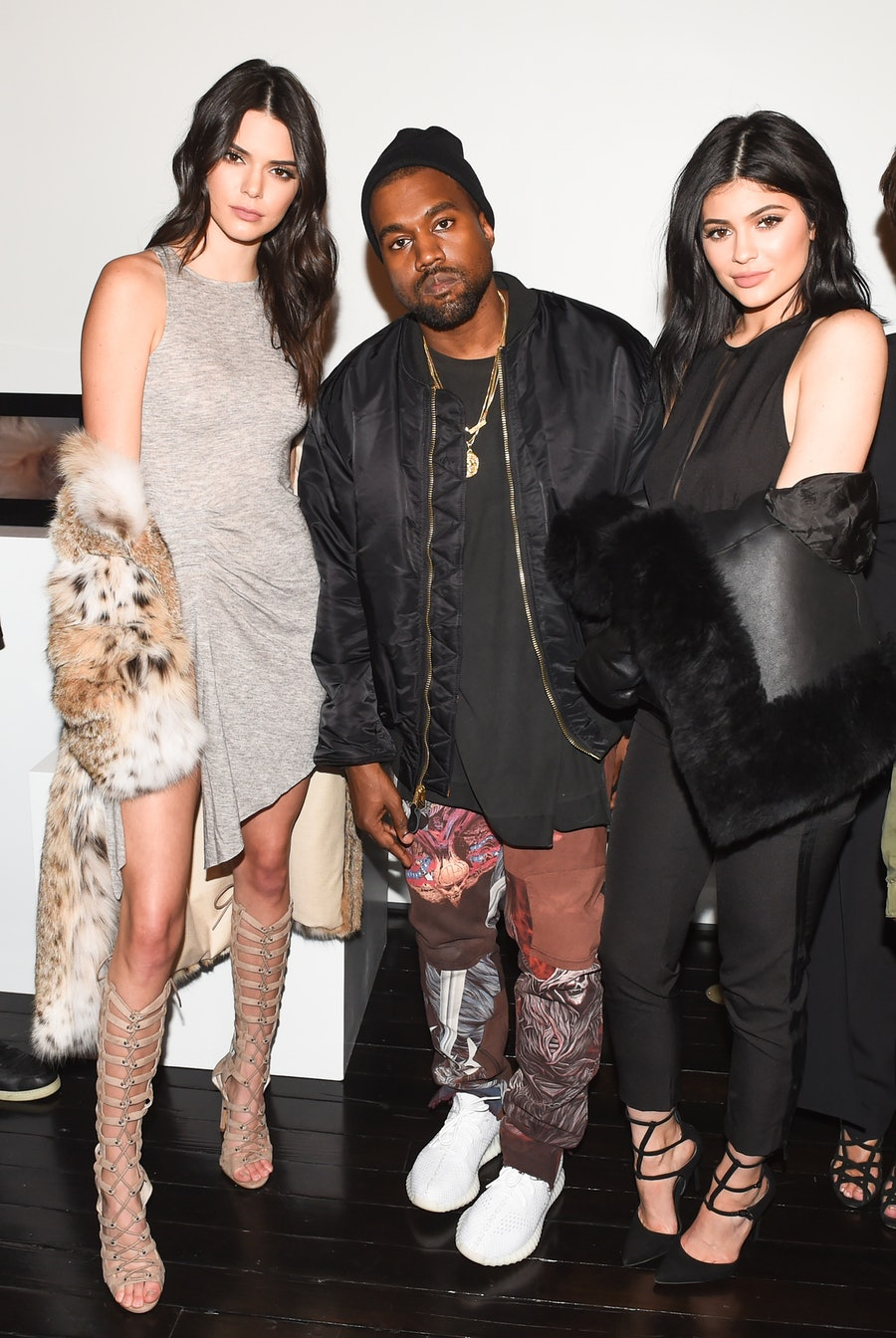 KENDALL JENNER & KYLIE JENNER CELEBRATE: THE LAUNCH OF KENDALL + KYLIE