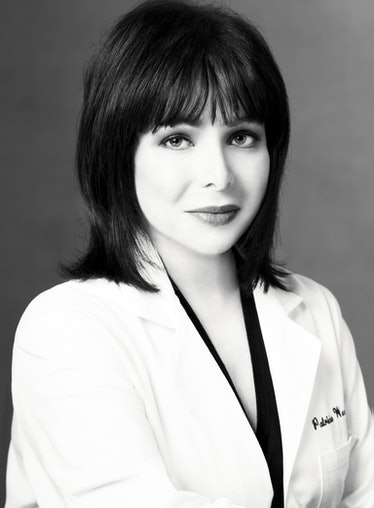 Dr Patricia Wexler - Head Shot by Steven Meisel 1