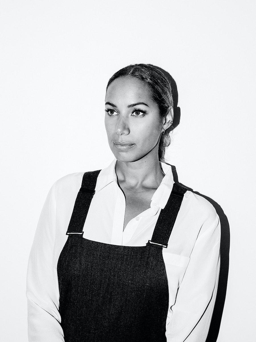 Leona Lewis' Fitting for the Tony Awards.