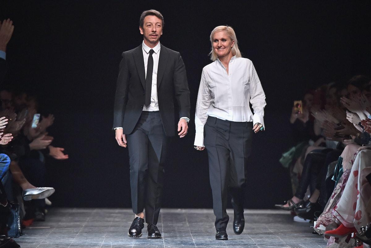 Valentino : Runway - Paris Fashion Week Womenswear Fall/Winter 2016/2017