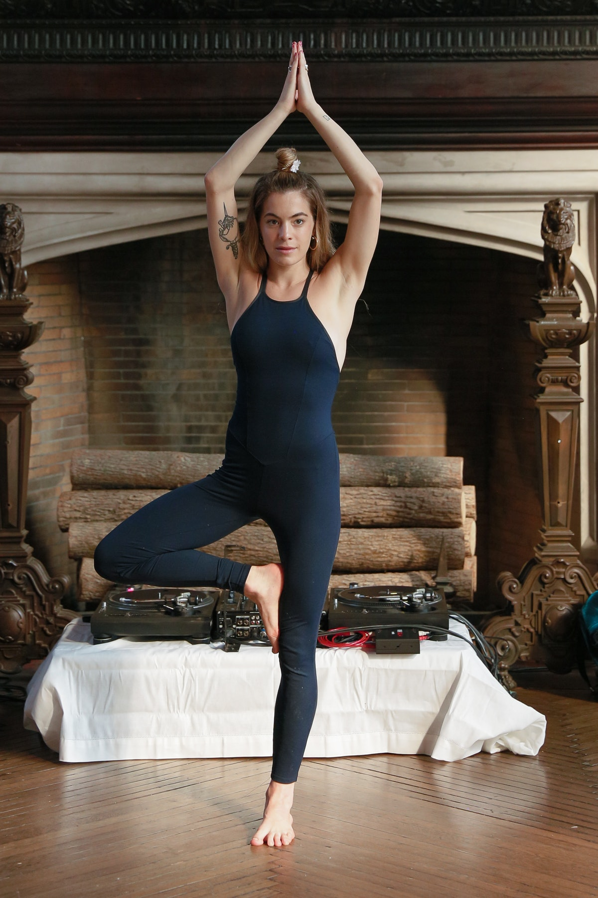 Farfetch & Chelsea Leyland Yoga Practice: in Support of Epilepsy Society