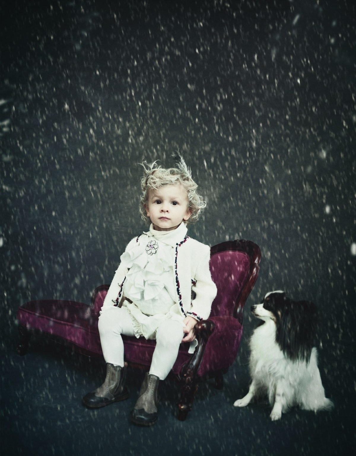 Family Circus. Photo by Paolo Roversi, styled by Camilla Nickerson. W Magazine, December 2010.jpg