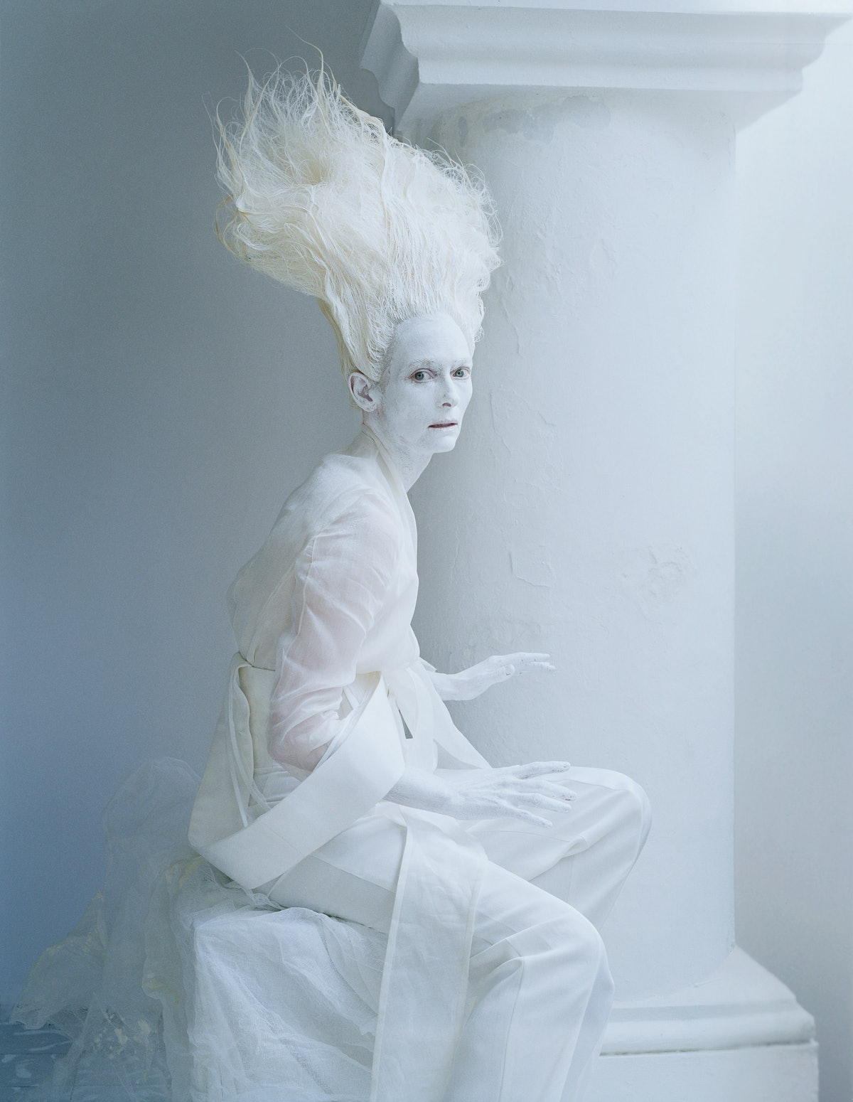 Stranger Than Paradise by Tim Walker, styled by Jacob K. W Magazine, May 2013.jpg