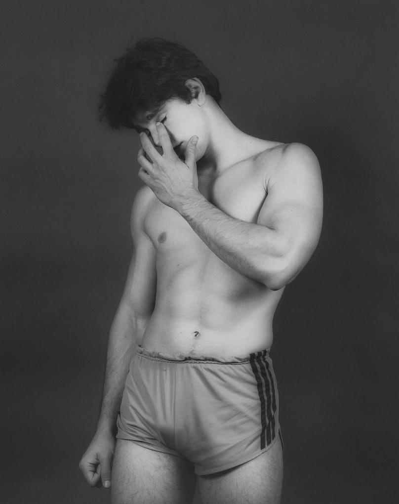 Robert Mapplethorpe, Arthur Diovanni, 1982.jpg