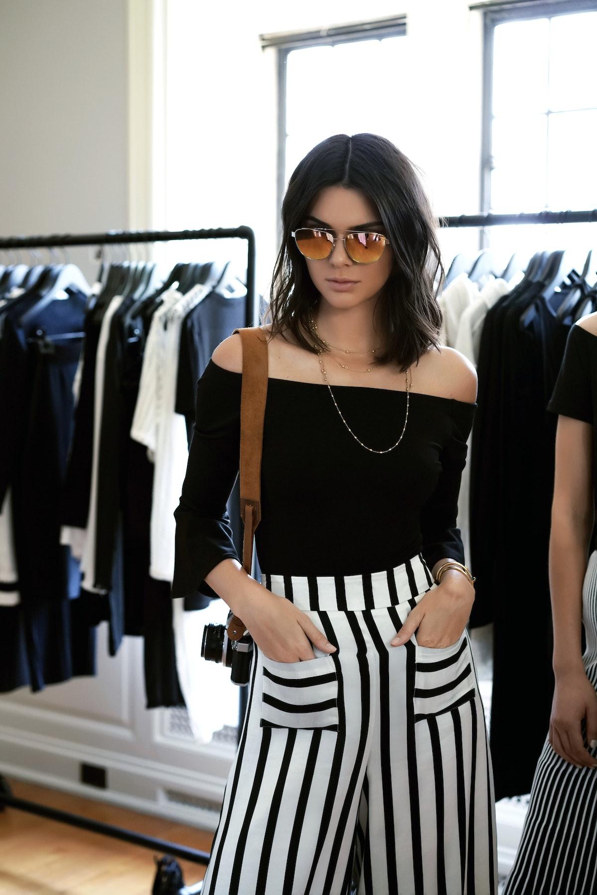 Kendall Jenner wearing Lexi Sunglass - Taken by Josh Heller .jpg