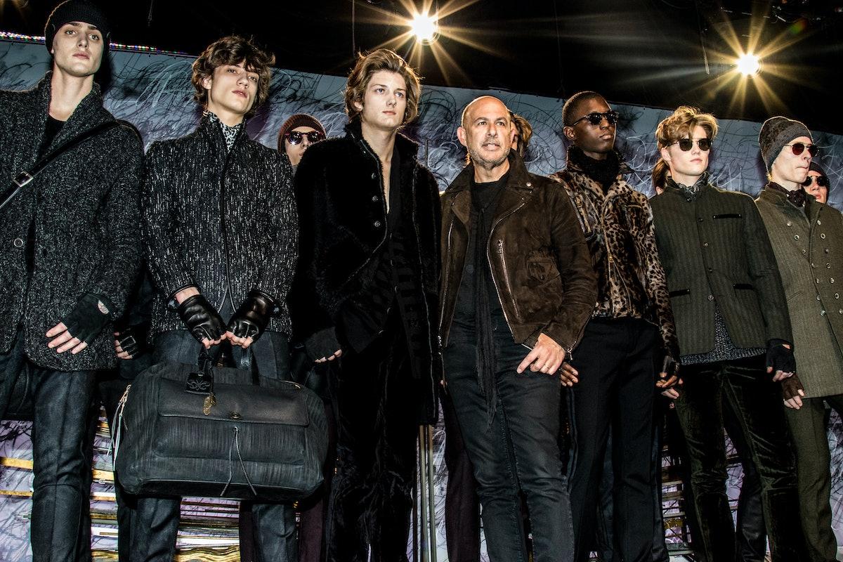 John Varvatos fashion show