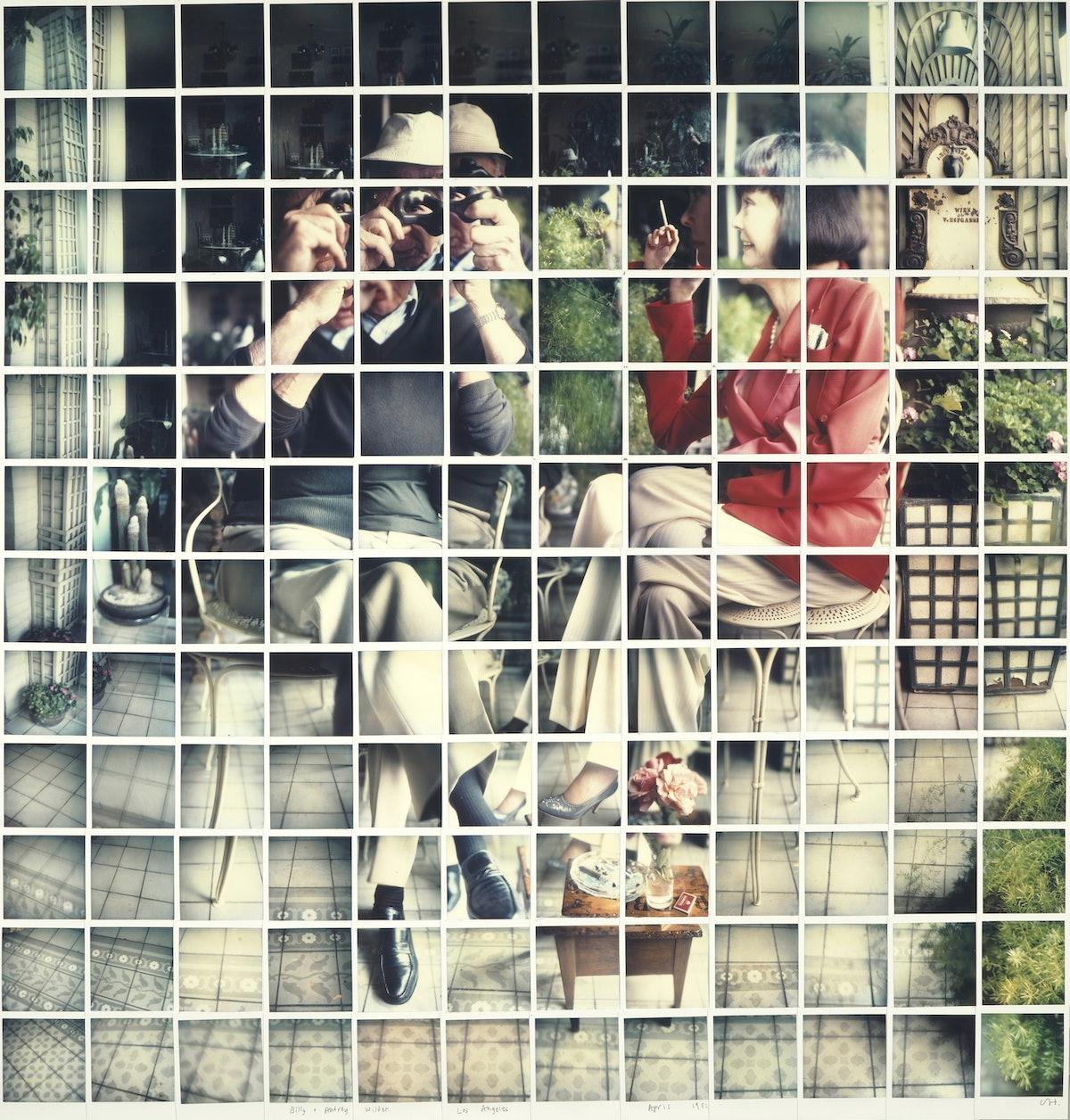 Billy & Audrey Wilder, Los Angeles, April 1982 1982.jpg