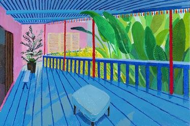 Garden with Blue Terrace 2015.jpg