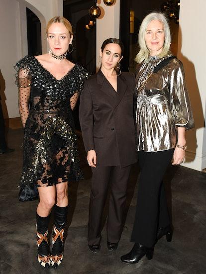 Chloe Sevigny, Delfina Delettrez and Ruth Chapman  copy.jpg