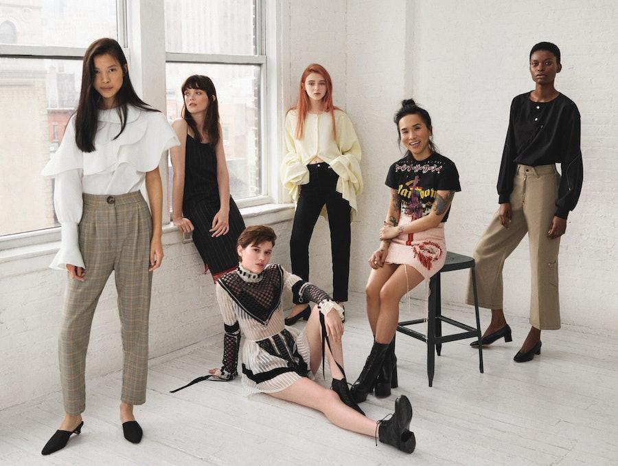 Fashion News - March 2017 - Young Guns