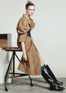 McDean Fashion - March 2017 - Rain Makers