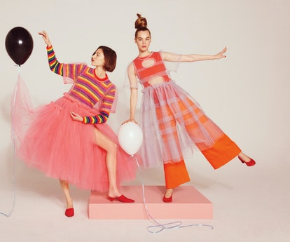 Young Designers - Shine Bright - April 2017 - Molly Goddard