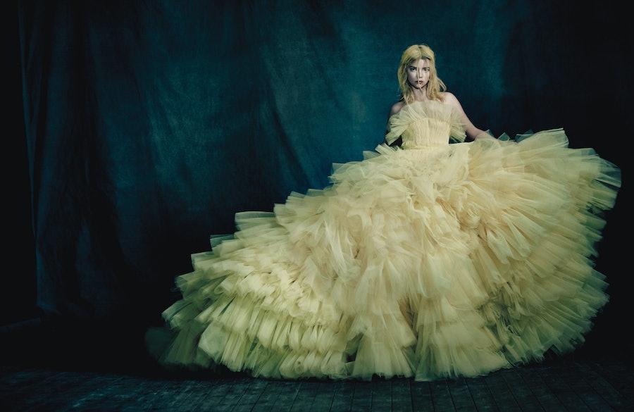 Anya Taylor-Joy - Couture - Pure Joy - April 2017