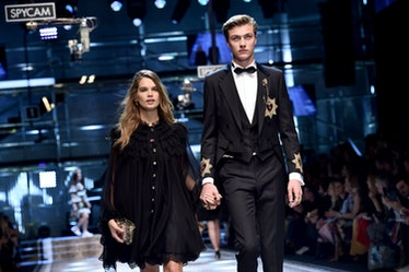 Dolce & Gabbana - Runway - Milan Fashion Week Fall/Winter 2017/18