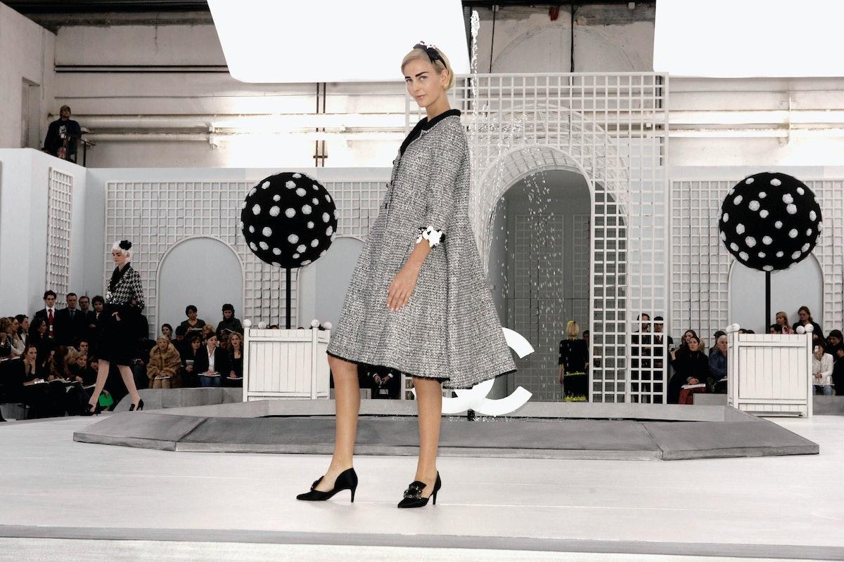 Paris Haute Couture - Chanel