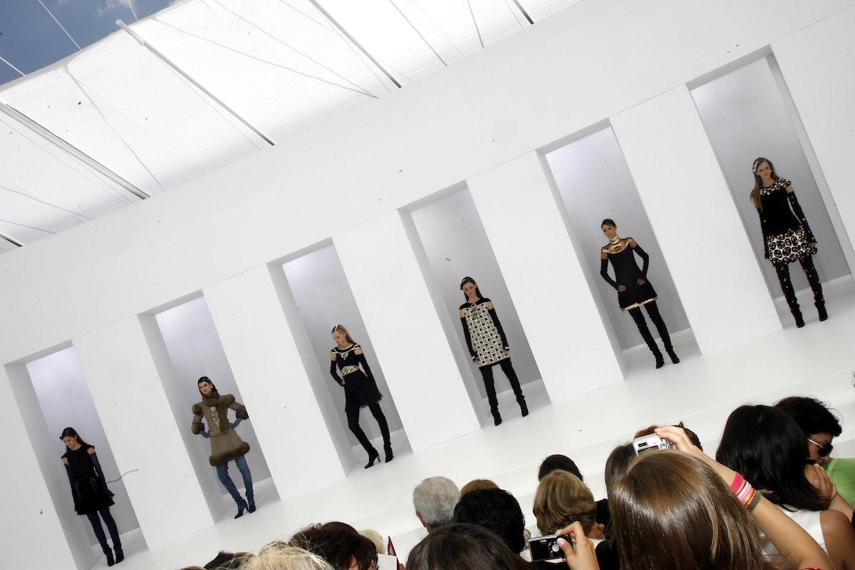 Chanel Haute Couture Fashion Show