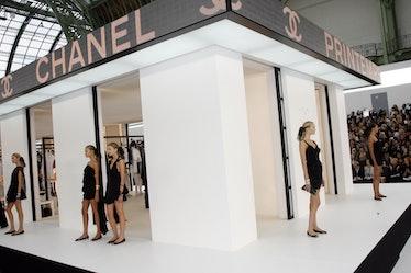 Paris Fashion Week Spring/Summer 2007 - Chanel