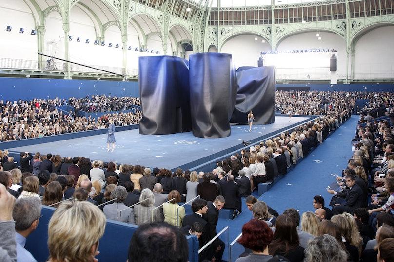 Chanel -Paris Fashion Week Sp/Sum 08- Arrivals &Front Row