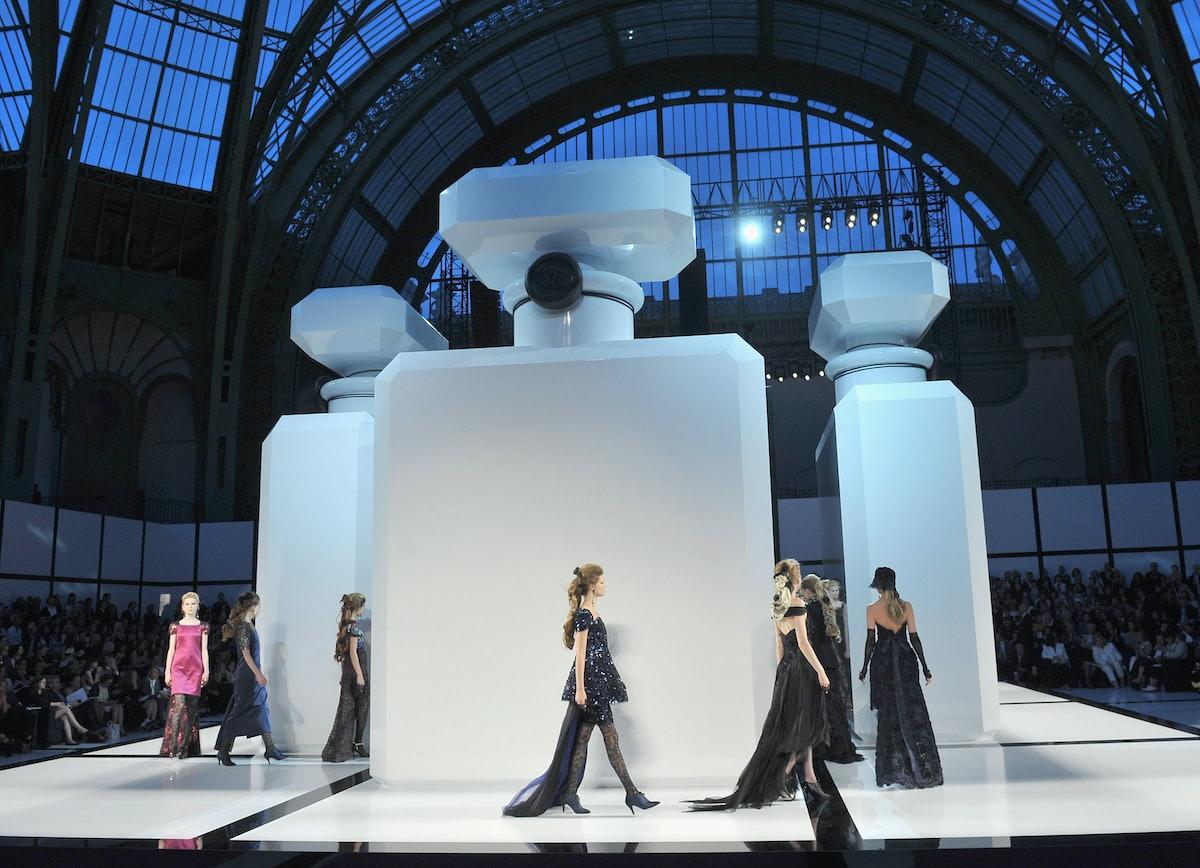 Paris Fashion Week Haute Couture A/W 2010 - Chanel Show