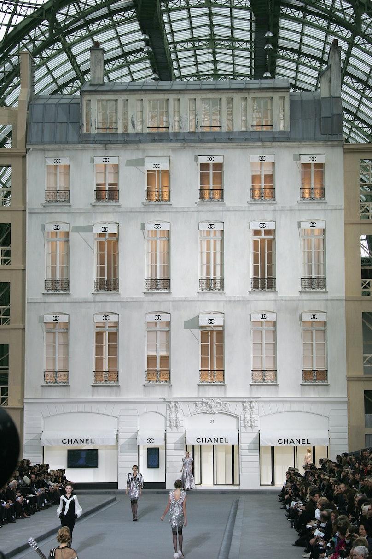 Chanel - Paris Fashion Week- Spring/Summer '09