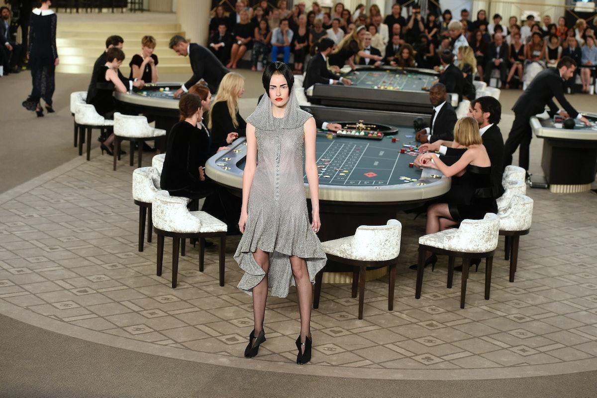 Chanel - Couture Fall 2015 Runway - Paris Haute Couture Fashion Week