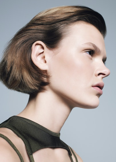 April Look of the Month - Hair Raising