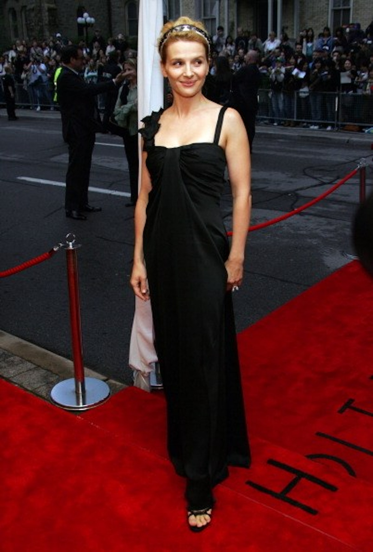 """31st Annual Toronto International Film Festival - """"Breaking and Entering"""" Premiere - Arrivals"""