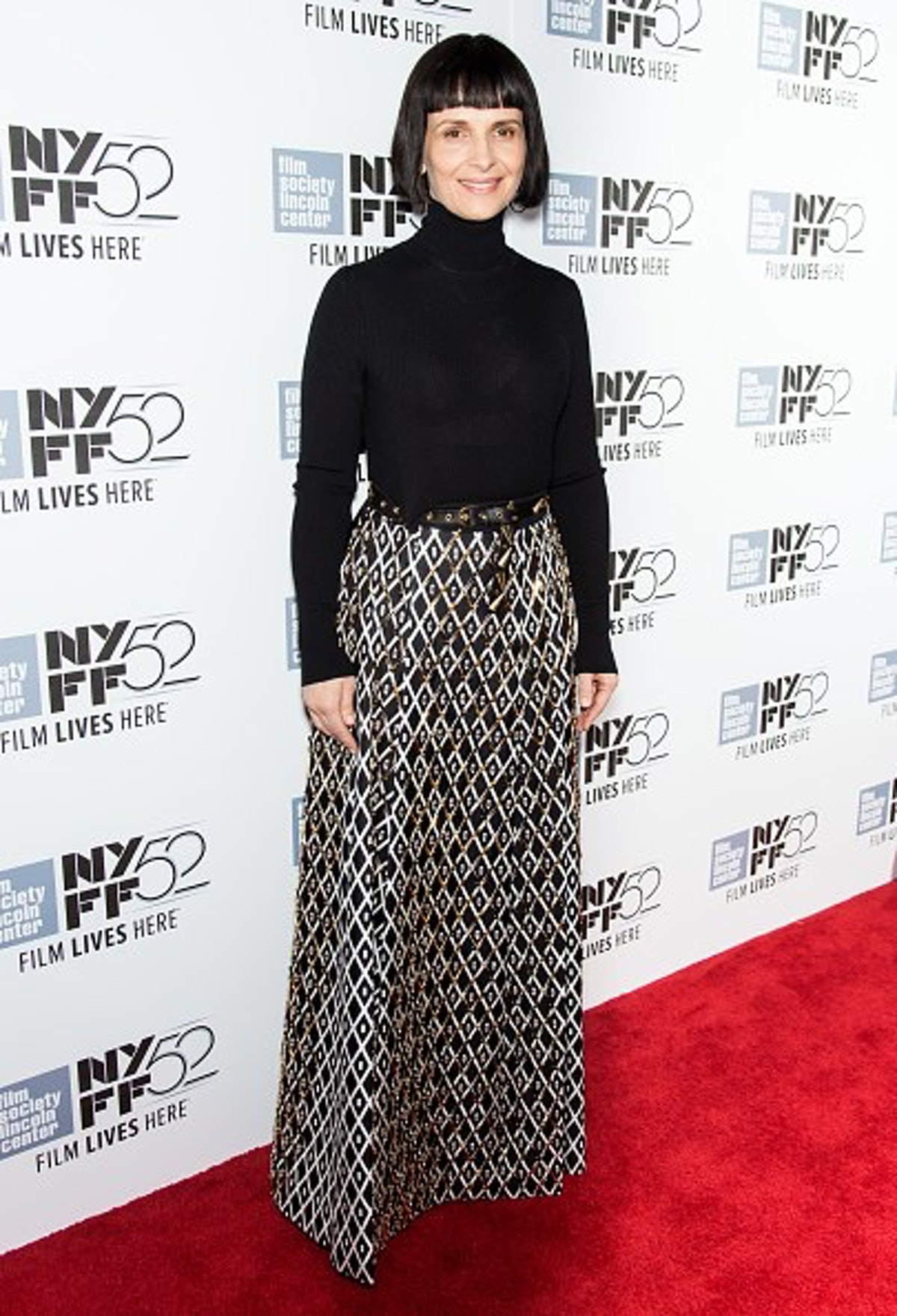 """52nd New York Film Festival - """"Clouds Of Sils Maria"""", """"Merchants Of Doubt"""" & """"Silvered Water"""""""