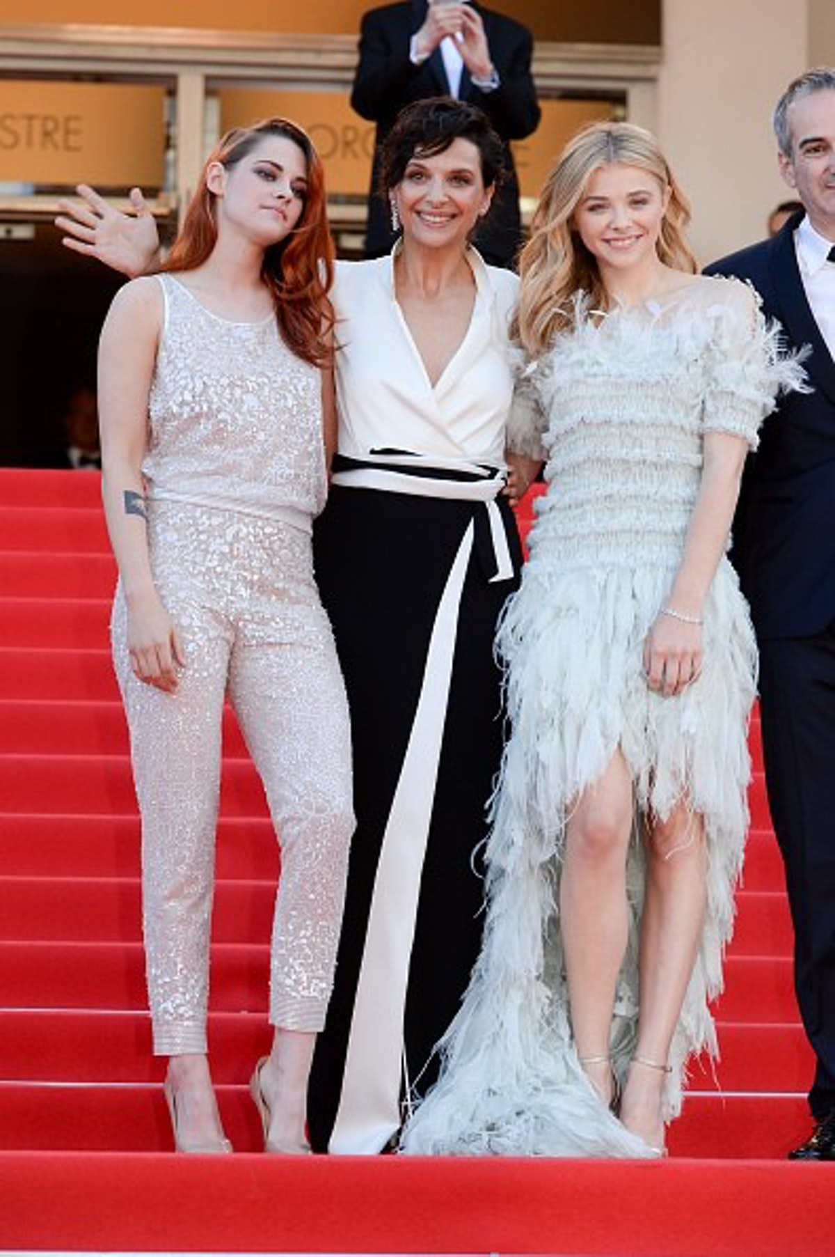 France - ''Clouds Of Sils Maria' Premiere - 67th Cannes Film Festival