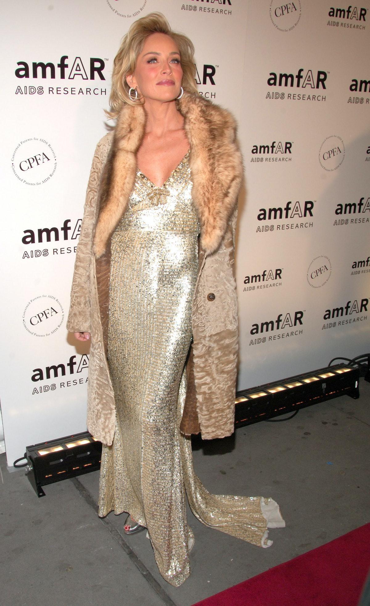 AmfAR New York City Gala Honoring John Demsey, Whoopi Goldberg and Bill Roedy - Inside