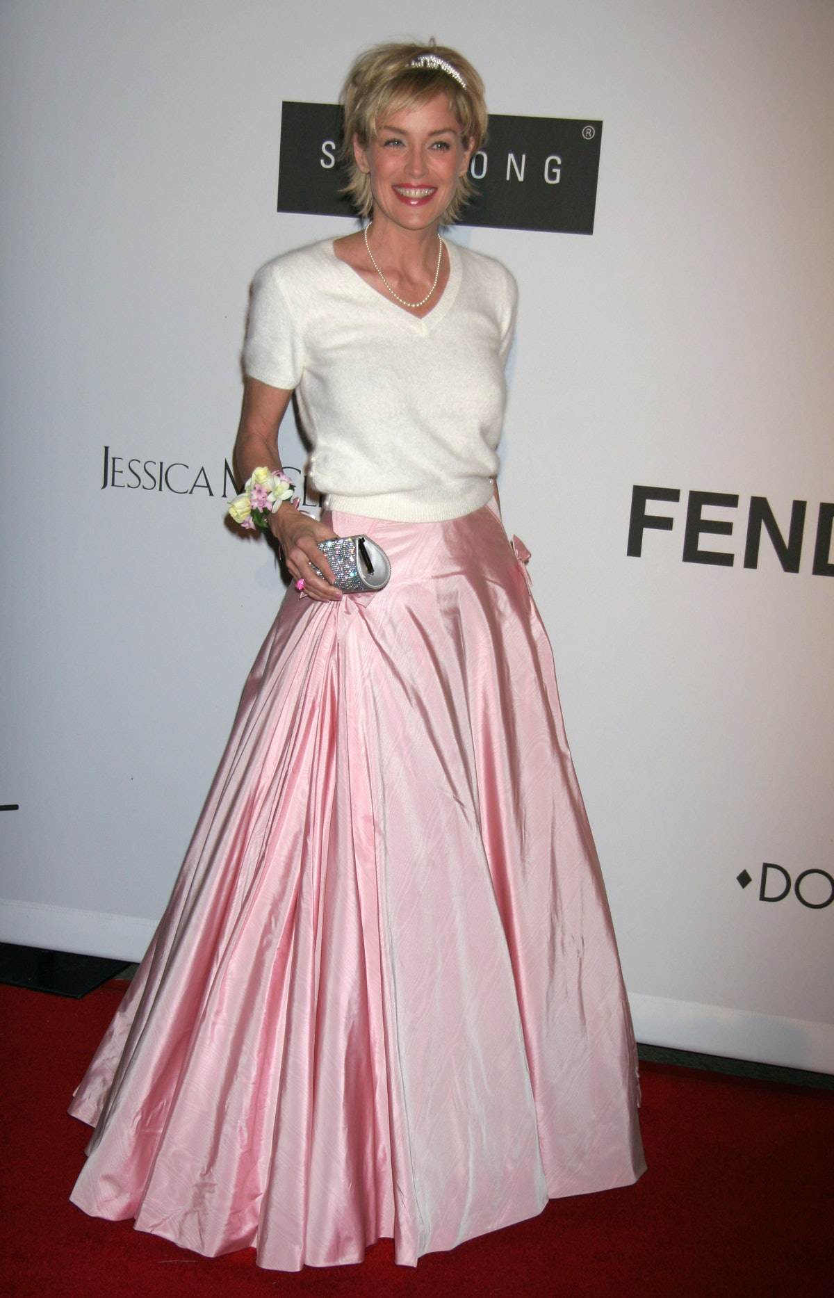 """Sharon Stone and Kelly Stone Host the First Annual Planet Hope """"Class Of Hope Prom 2007"""" Charity Benefit"""