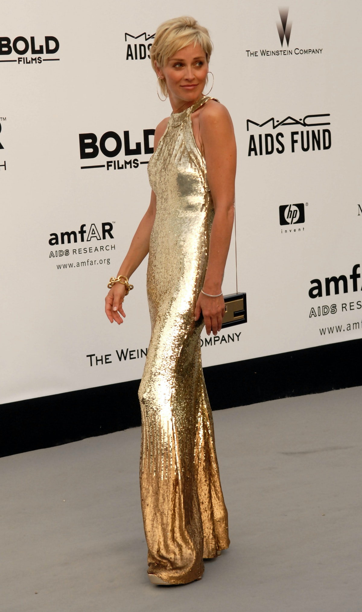 amfAR's Cinema Against AIDS Presented By Bold Films, The M*A*C AIDS Fund and The Weinstein Company - Arrivals