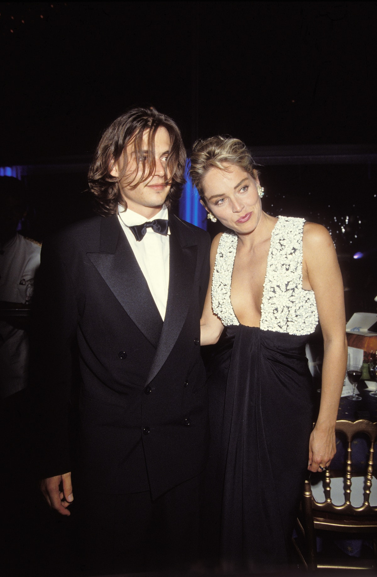 Cannes Film Festival In Cannes, France On May 01, 1992.