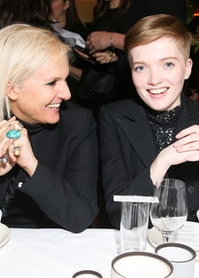 DIOR x SAKS FIFTH AVENUE HOST A DINNER TO CELEBRATE : THE NEW DIOR BOUTIQUE & THE ARRIVAL OF DIOR'S ...