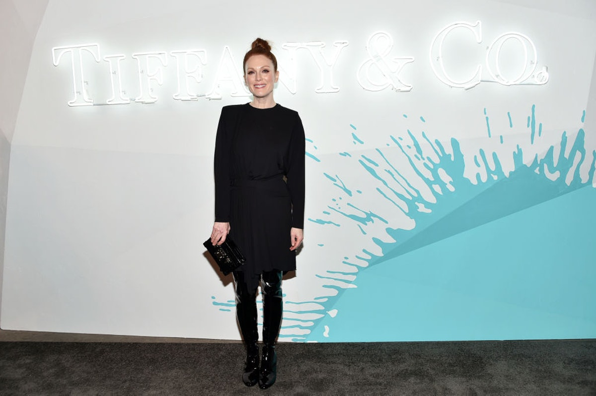 Tiffany & Co. presents the Whitney Biennial VIP Opening - Arrivals