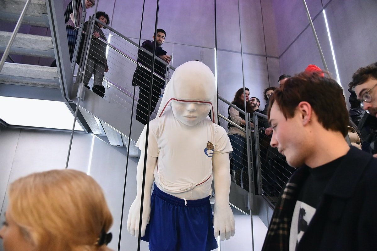 Tiffany & Co. present the Whitney Biennial VIP Opening - Inside