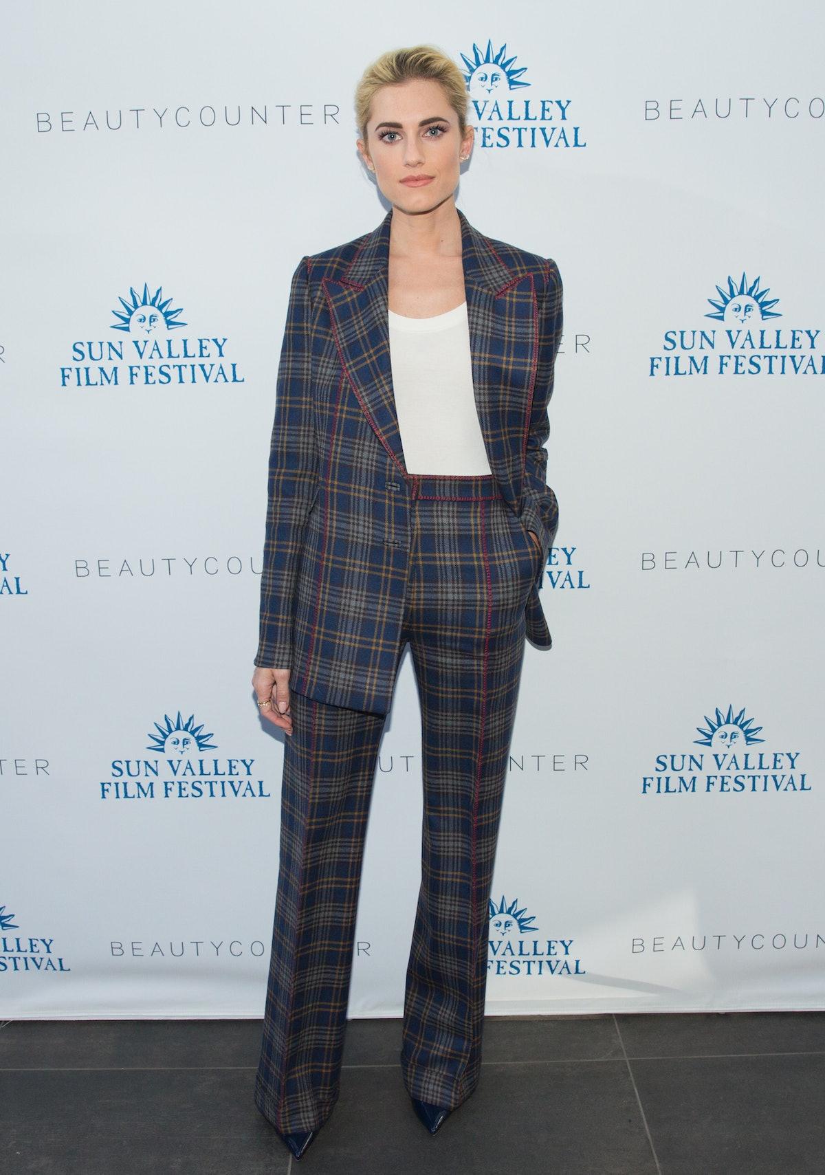 2017 Sun Valley Film Festival - Rising Star Reception to Allison Williams