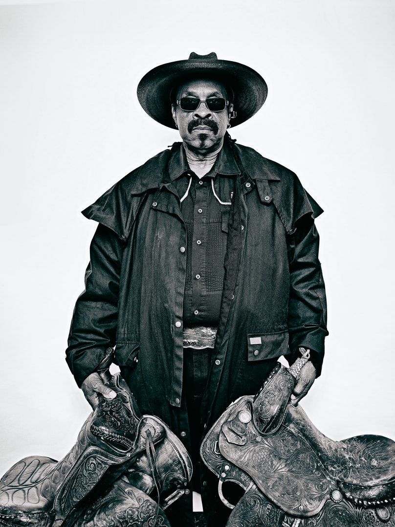 "Arthur ""JR"" Fulmore - The Federation of Black Cowboys"