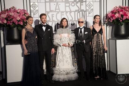 Bal de la Rose 2017 Secession Viennoise.
