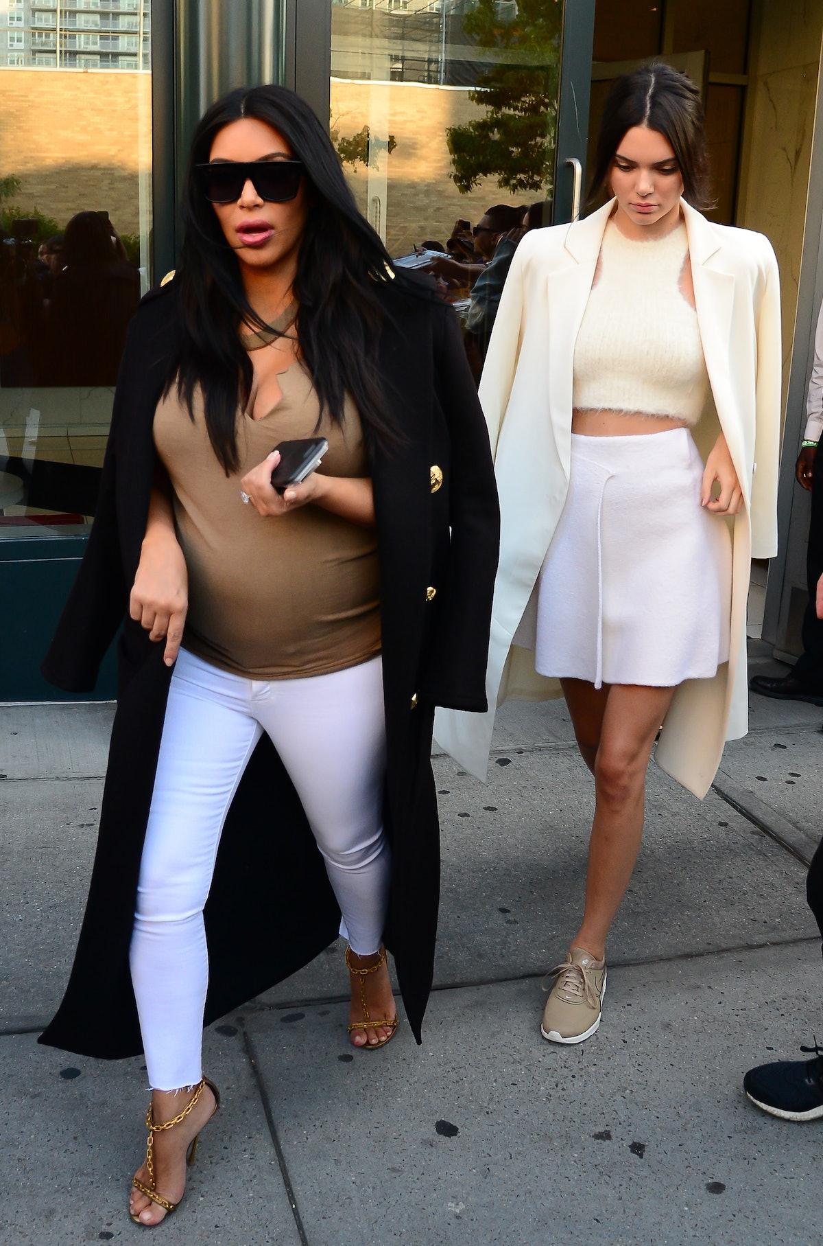 Celebrity Sightings In New York City - September 08, 2015