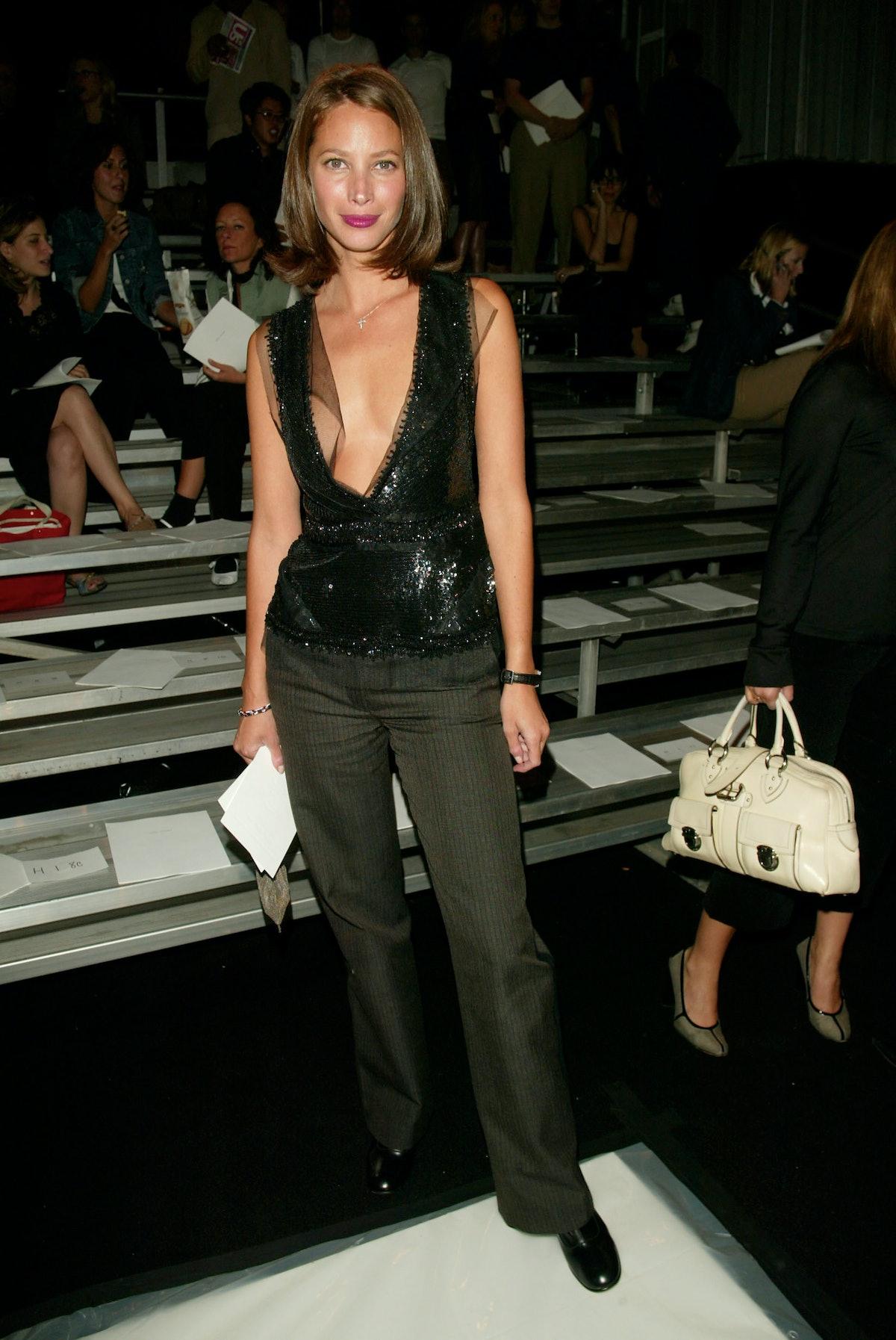 Mercedes-Benz Fashion Week: Marc Jacobs Spring 2003