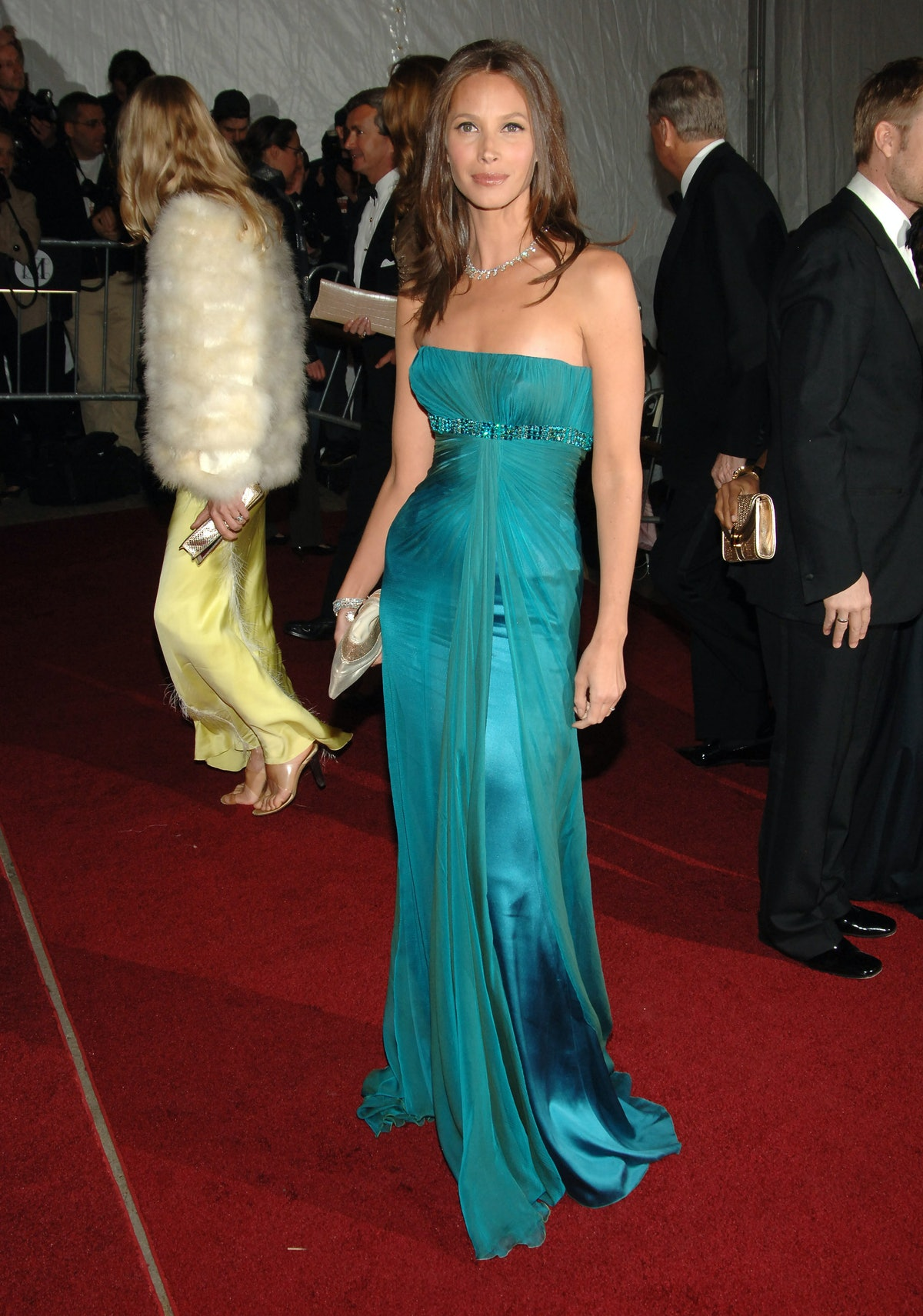"""""""Poiret: King of Fashion"""" Costume Institute Gala at The Metropolitan Museum of Art - Arrivals"""