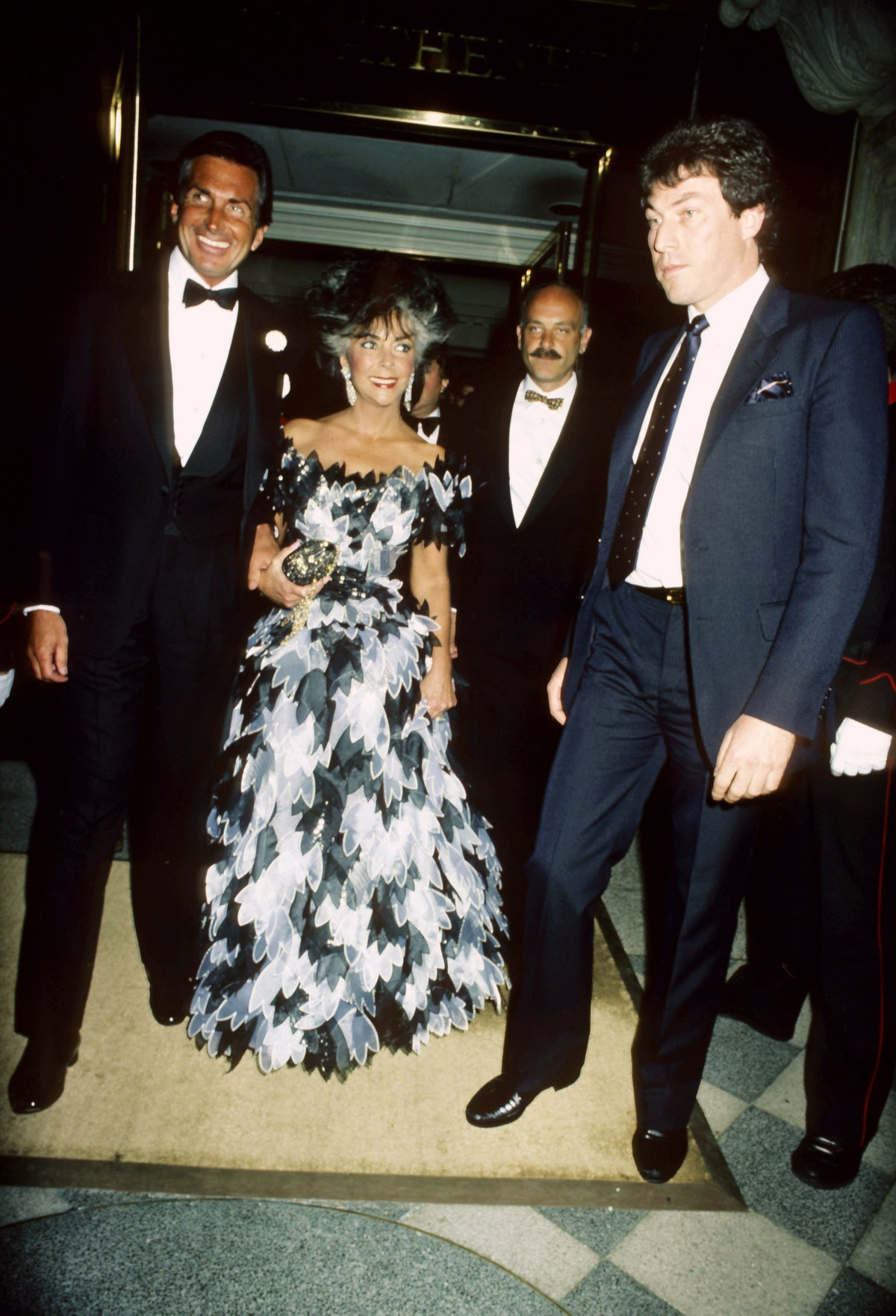 Film Society of Lincoln Center Tribute to Liz Taylor - May 19, 1986