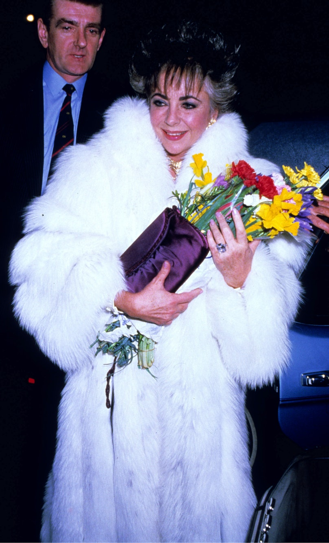 Elizabeth Taylor's 53rd Birthday Celebrations