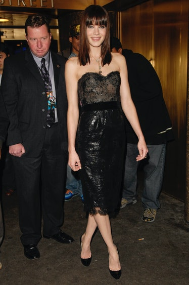 Celebrities Arrive At Late Night With Conan O'Brien