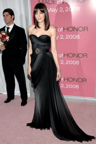 """Columbia Pictures Presents The Premiere Of """"Made Of Honor"""" - Arrivals"""