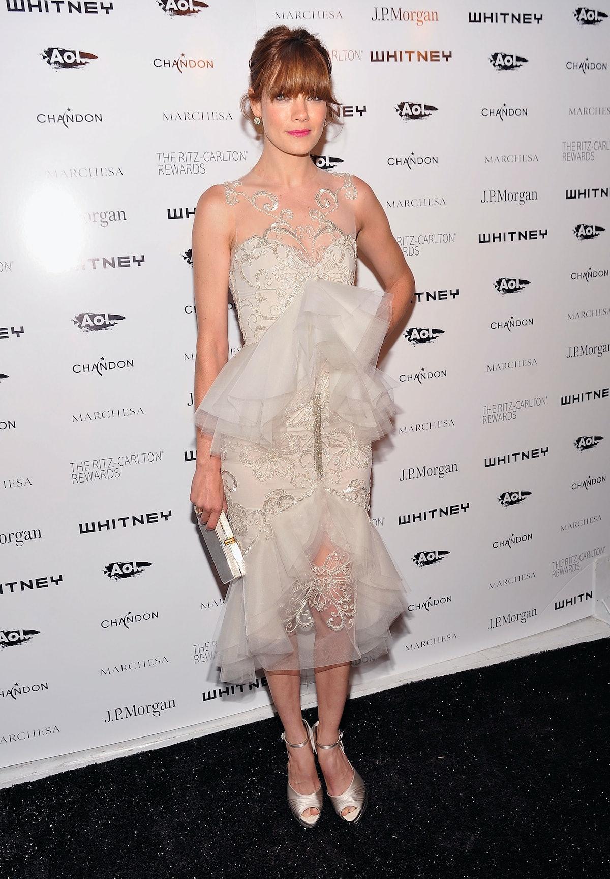 2011 Whitney Museum Of American Art Gala