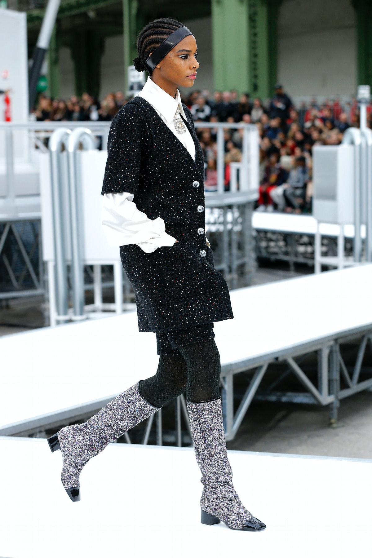 Chanel : Runway - Paris Fashion Week Womenswear Fall/Winter 2017/2018