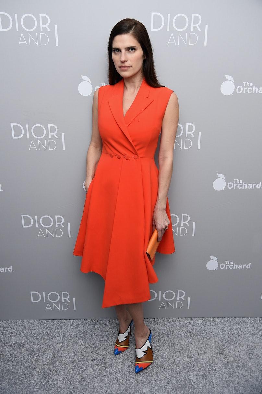 Dior And I NY Premiere