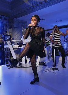 Lord & Taylor Celebrates The Dress Address With Janelle Monae